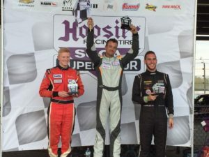 Chris Haldeman, Spec Miata Champion